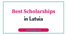 Best Scholarships in Latvia
