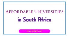 Affordable Universities in South Africa