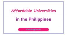 Affordable Universities in the Philippines