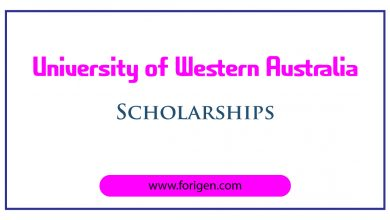 University of Western Australia Scholarships