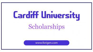 Cardiff University Scholarships