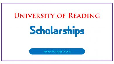 University of Reading Scholarships