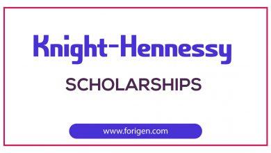 Knight-Hennessy Scholarships