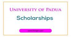University of Padua Scholarships