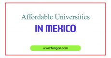 Affordable Universities in Mexico