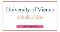 University of Vienna Scholarships