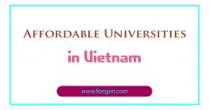 Affordable Universities in Vietnam