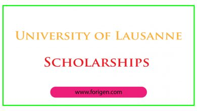 University of Lausanne Scholarships