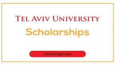 Tel Aviv University Scholarships